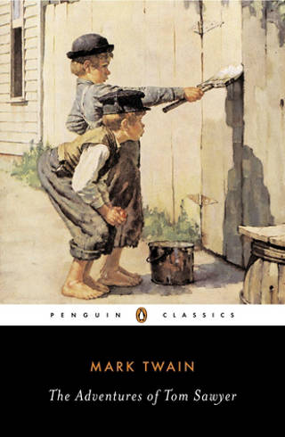 Mark Twain - The Adventures Of Tom Sawyer PDF