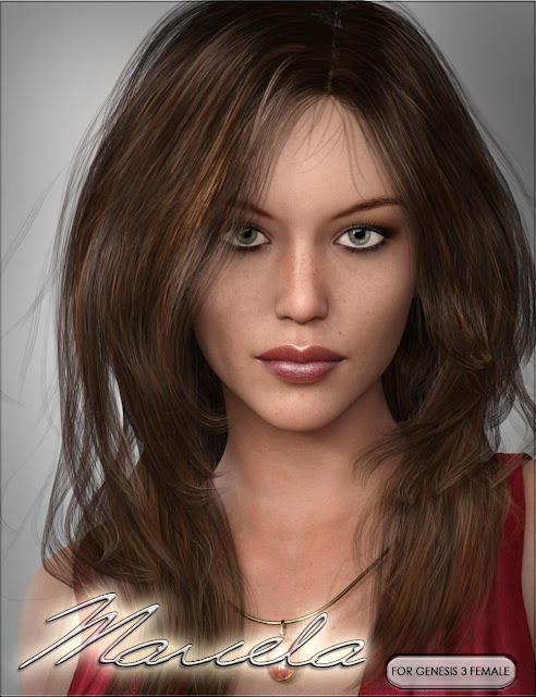 HPVYK Marcela for Genesis 3 Female