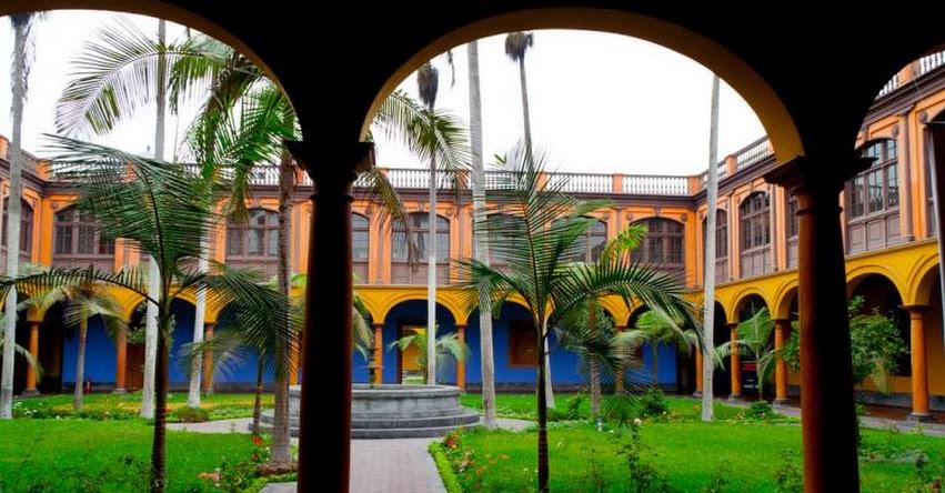 UNMSM: Casona de San Marcos celebra 412 aniversario con jornada cultural - www.unmsm.edu.pe