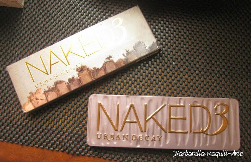 Producto: Paleta Naked 3 de Urban Decay