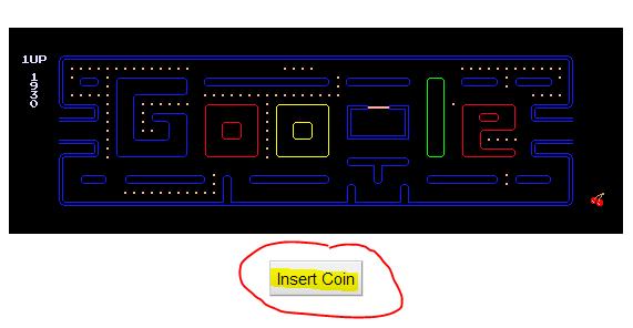 insert coin google