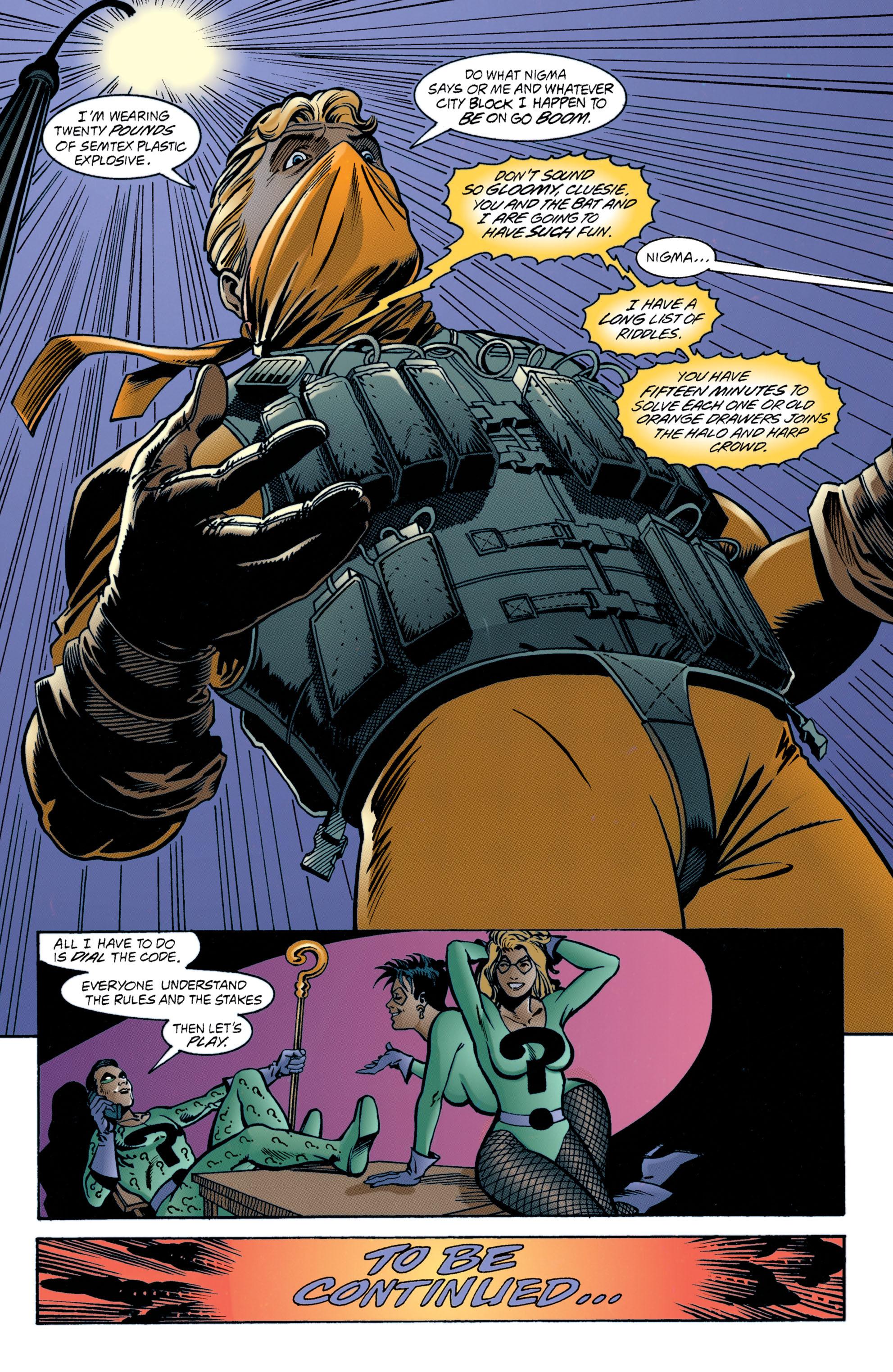 Detective Comics (1937) 705 Page 22