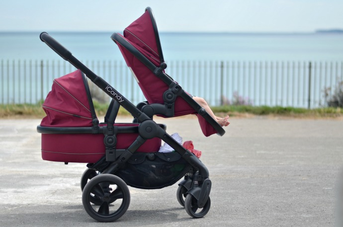 The Adventure of Parenthood: iCandy Peach Blossom