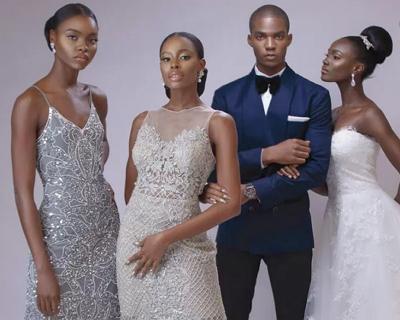 nigerian first bridal fashion week