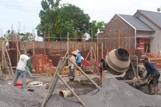 Upah Pekerja Bangunan