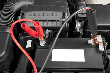 Démarrer une batterie de voiture
