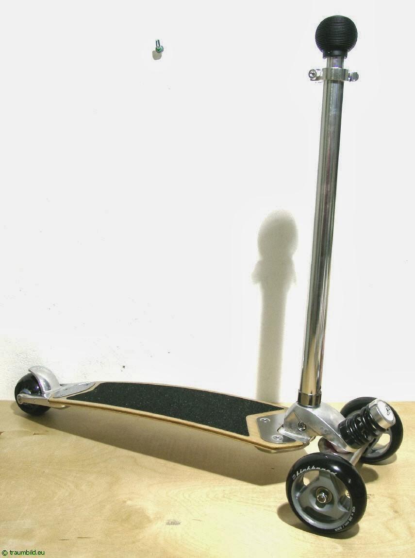 Wackyboards K2 Scooters