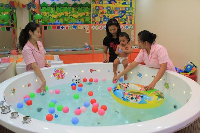 Baby Spa Changi City Point