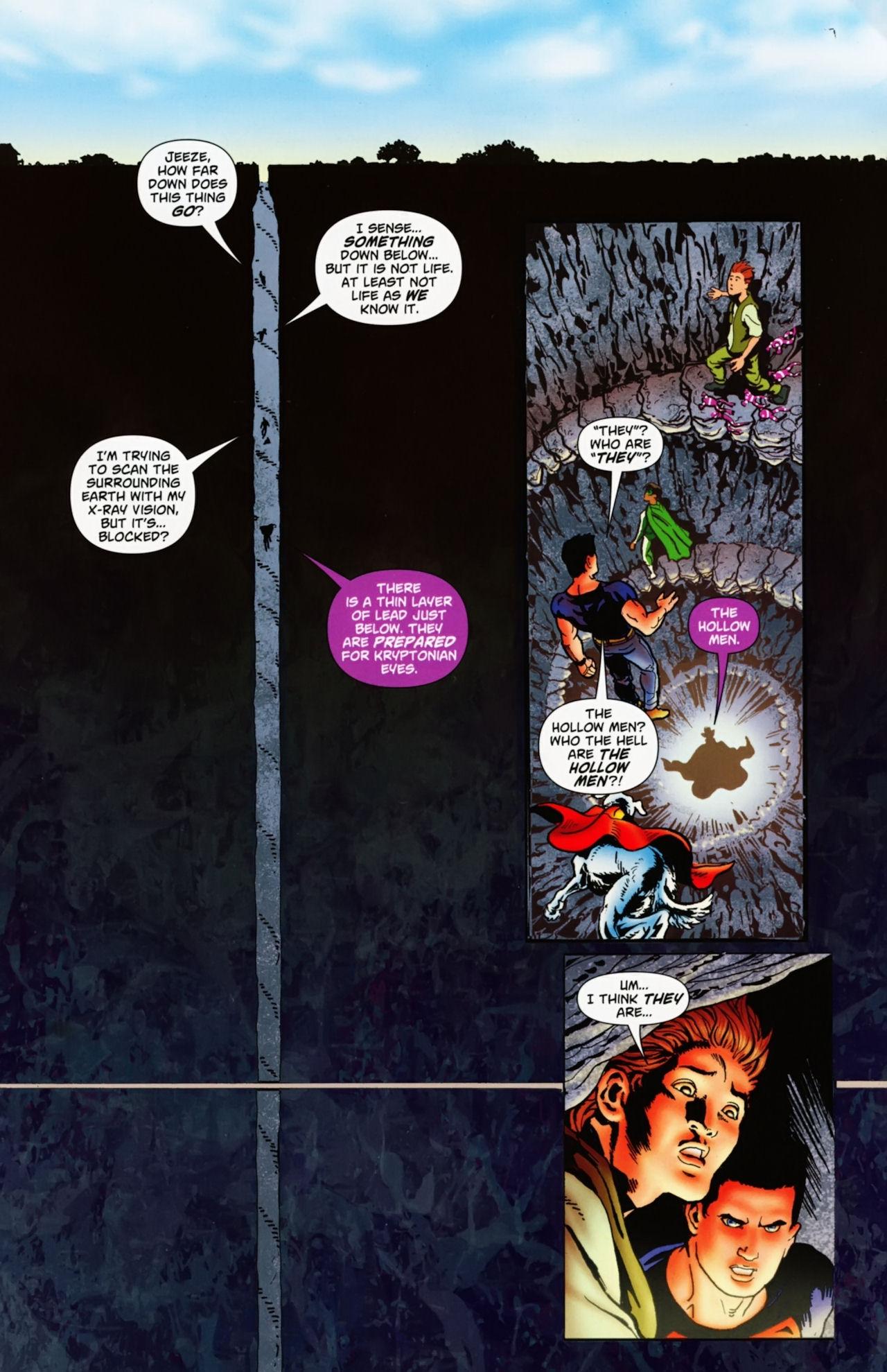 Superboy [I] Issue #8 #8 - English 40