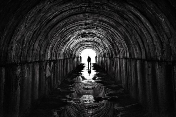 Misteri Terowongan Hantu Peninggalan Perang Dunia II