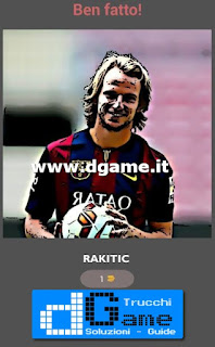 Soluzioni Guess The Football Player livello 34