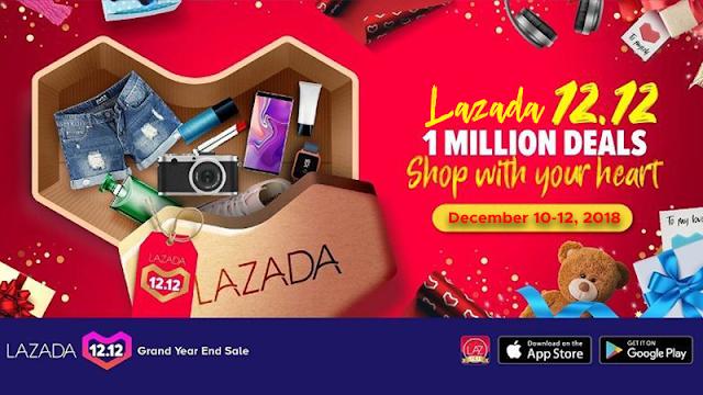 Lazada 12 12 Grand Year End Sale Gadget Deals Pinoytechsaga