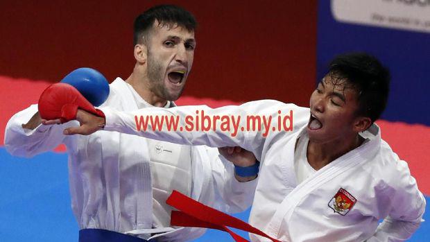 Raih Emas ke 11, Karate Asian Games 2018, Rifki Ingin Naik Haji
