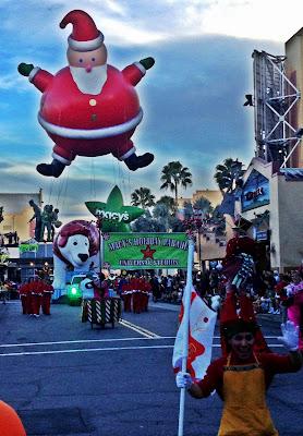 Universal Studios Orlando Macy's Parade