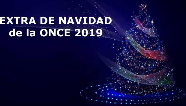 sorteo navidad once 2019