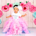 'I tried to flush you out but you survived' - Adaeze Yobo shares heartfelt message as her daughter turns 1