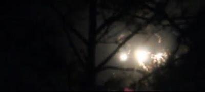 """""""Aquel (video de los OVNIs) es lo verdadero"""", dice el experimentador Chris Bledsoe"""