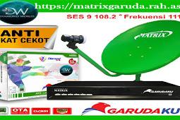 Pembelian Paket Matrix Garuda KU Band Online Murah