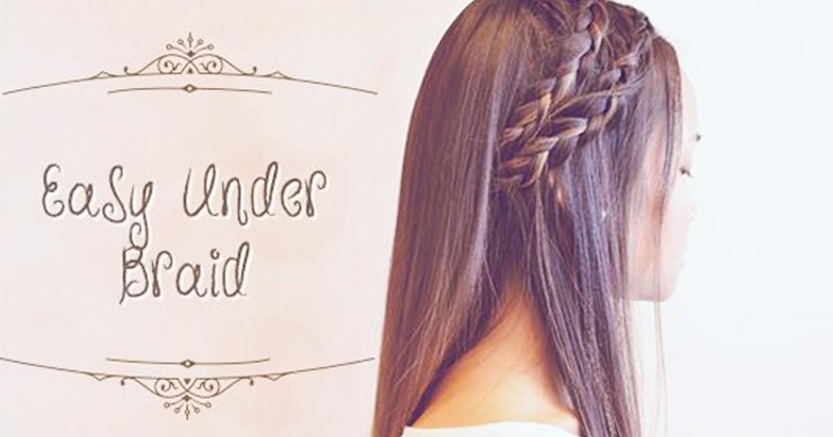 10 bước để tạo kiểu tóc bím (Hướng dẫn tự làm)