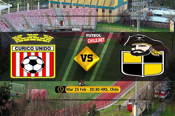 PREVIA: Curicó Unido vs Coquimbo Unido