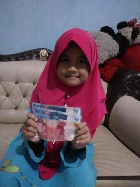 Reward Dari Masjid TPQ Bahana Anak Muslim
