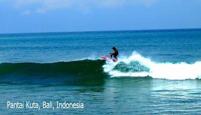 Tempat Surfing Terbaik Dunia