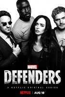 The Defenders Series Poster 2