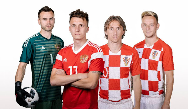 موقع كورة لايف | بث مباشر مباراة كرواتيا وروسيا اليوم في كأس العالم 2018 جودة HD