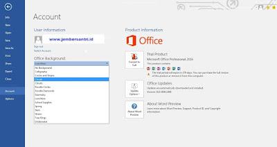 Microsoft Office 2016 Pro Plus + Visio + Project 16.0.4498.1000 Activated (32bit & 64bit) Free