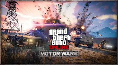 מצב משחק חדש הגיע ל-GTA Online בעדכון ההברחות החדש