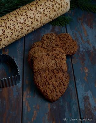 gâteaux , noel , farine de chataigne , cacao