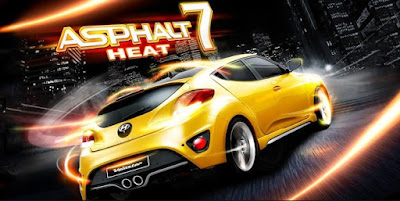 Asphalt 7 Heat Mod Apk + Data for Android
