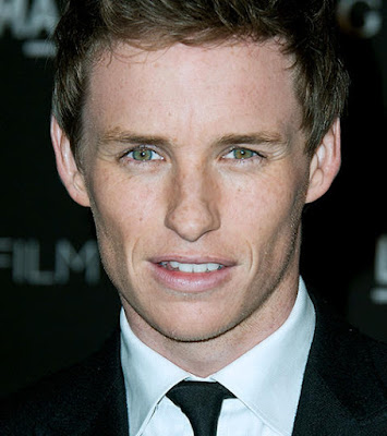 EDDIE REDMAYNE  Attore The Danish Girl
