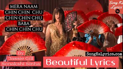 new-chin-chin-chu-song-lyrics-sonakshi-sinha-jassie-gil