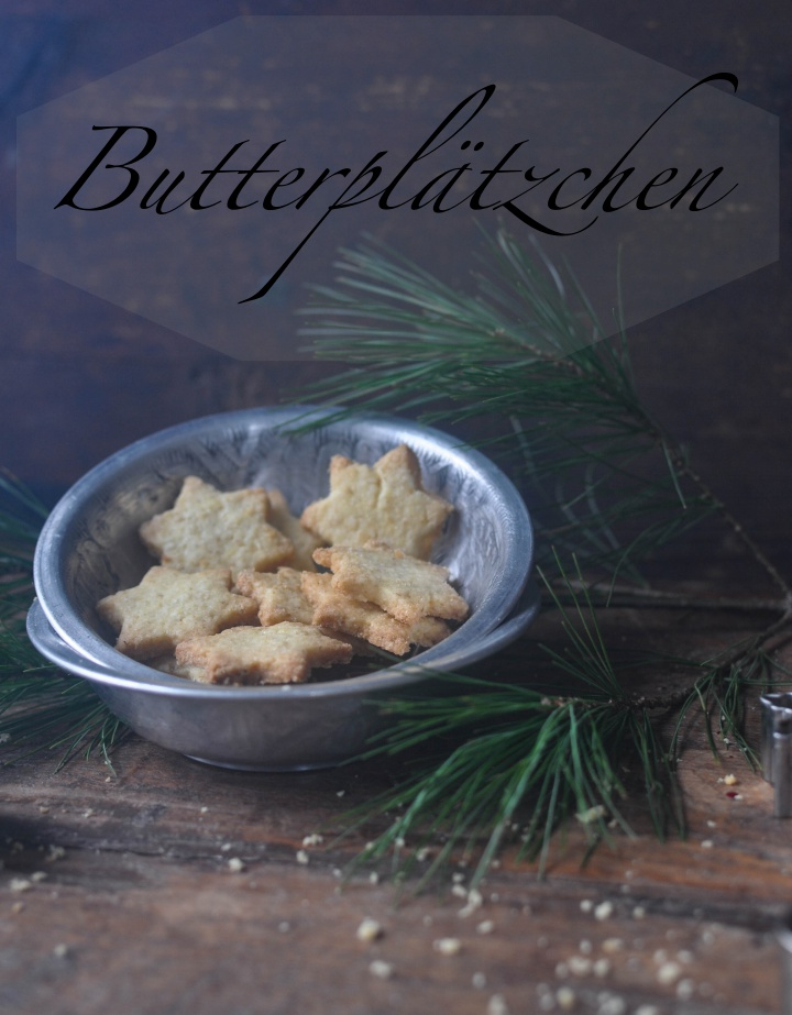 gluten free Butter Cookies from Germany, a traditional treat for Christmas