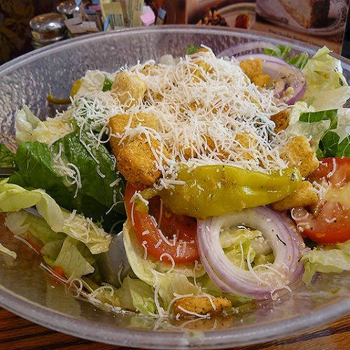 olive gardens salad and dressing secret recipe - Olive Garden Salad Dressing