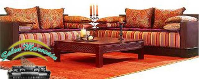 Salon marocain / toutes catégories de meubles