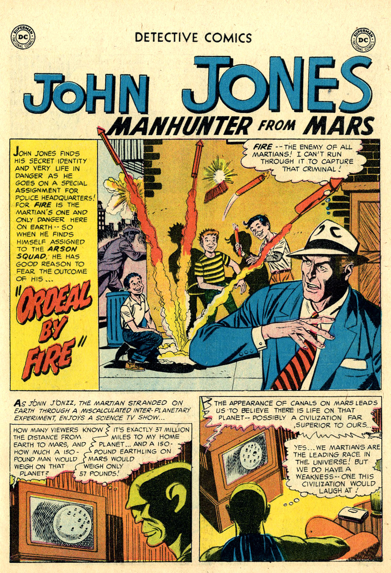 Read online Detective Comics (1937) comic -  Issue #239 - 27