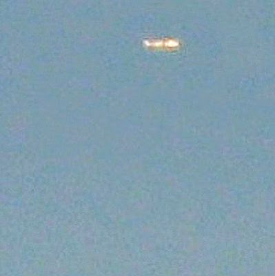 UFOs Over Vancouver Island, British Columbia, Canada (Edt Crpd 2 of 3) 9-14-12