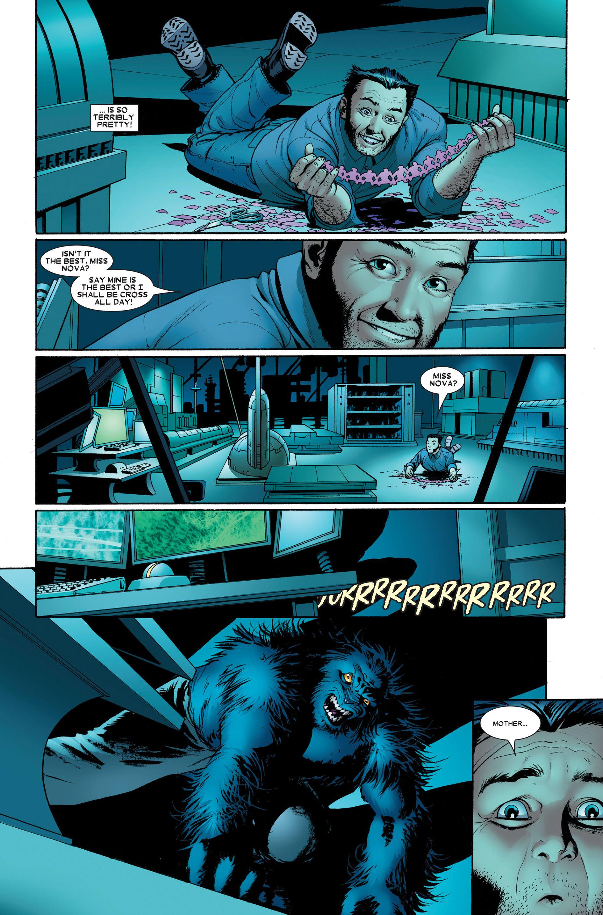 Read online Astonishing X-Men (2004) comic -  Issue #15 - 11