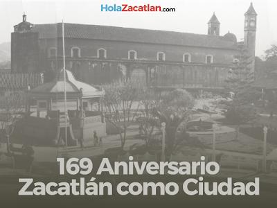 169 Aniversario de Zacatlán como ciudad