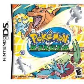 Pokemon Ranger, NDS, Español, Mega, Mediafire