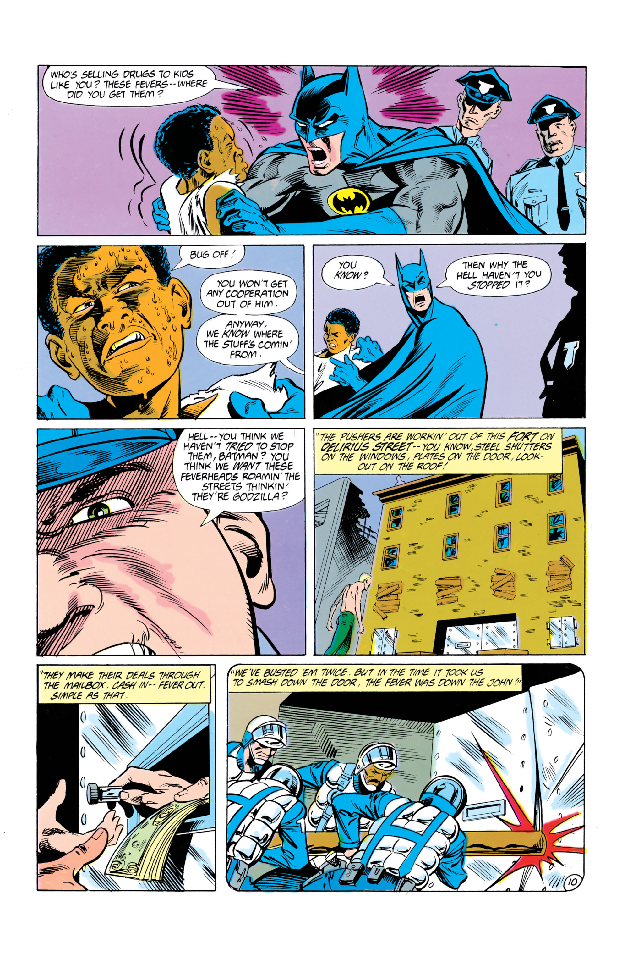 Detective Comics (1937) 583 Page 10