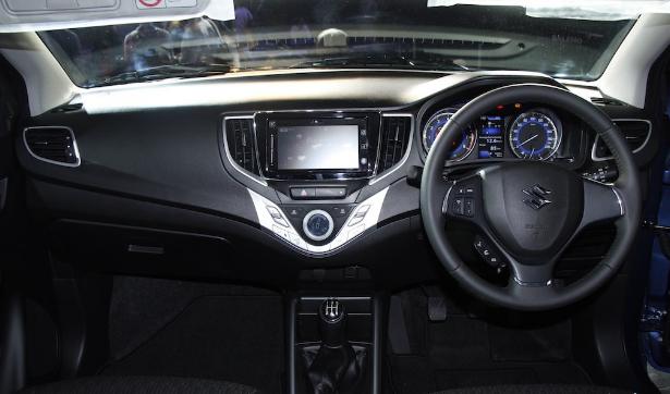 Newly Launched Car Maruti Baleno RS