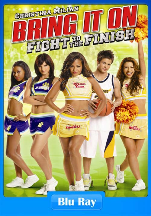 Bring It On Fight to the Finish 2009 720p BluRay Dual Audio x264 | 480p 300MB | 100MB HEVC
