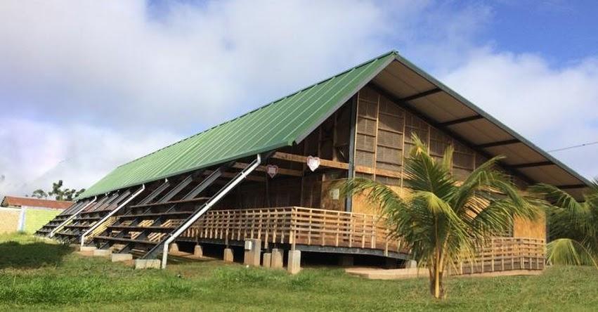 PRONIED: Innovación para mejorar las condiciones educativas en la selva peruana - www.pronied.gob.pe