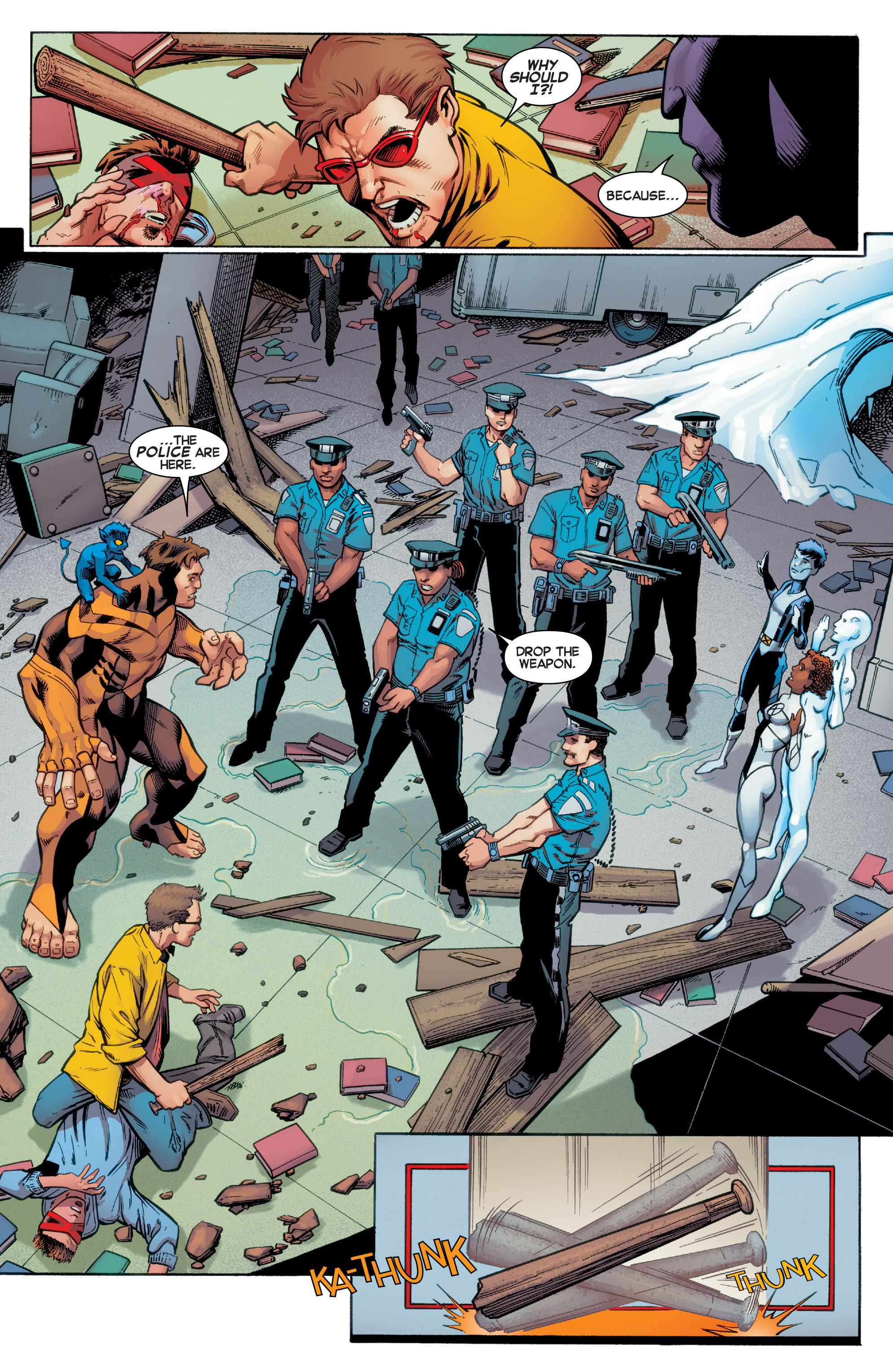 Read online All-New X-Men (2016) comic -  Issue #2 - 6