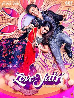 Loveyatri 2018 480p 300MB Movie Download