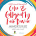 National Book Store Brings Color & Calligraphy Fair to Davao