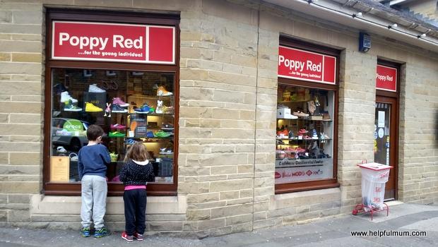 Poppy Red Ilkley